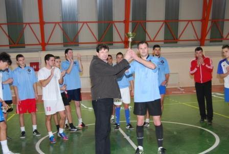 Турнир месних заједница у малом фудбалу